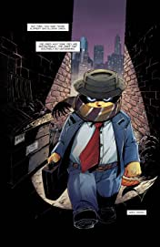 Mr. Beaver #1