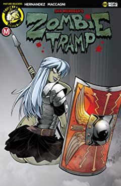 Zombie Tramp #66
