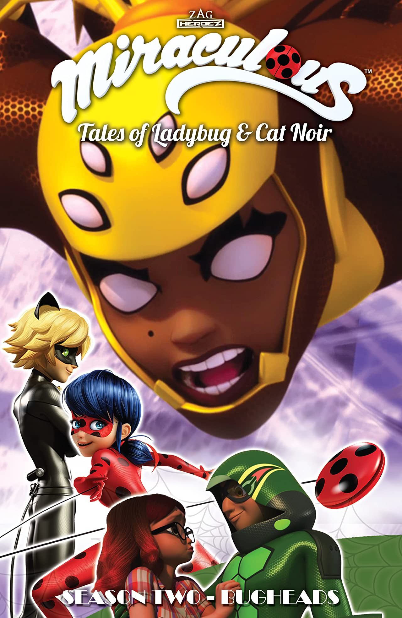 Miraculous: Tales of Ladybug and Cat Noir: Season Two – Bugheads