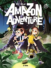 Amazon Adventure Vol. 1: Book 1