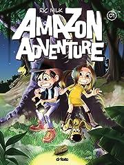 Amazon Adventure Vol. 1: Book 1