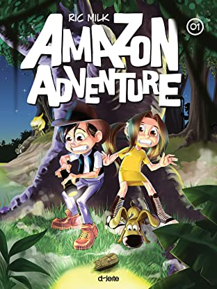 Amazon Adventure Tome 1: Book 1