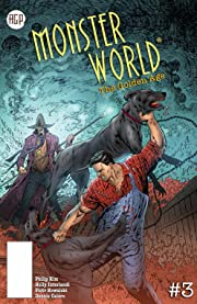 Monster World: The Golden Age No.3