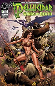ERB Pellucidar: Wings of Death #1