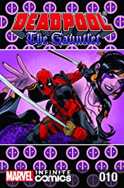Deadpool: The Gauntlet Infinite Comic #10