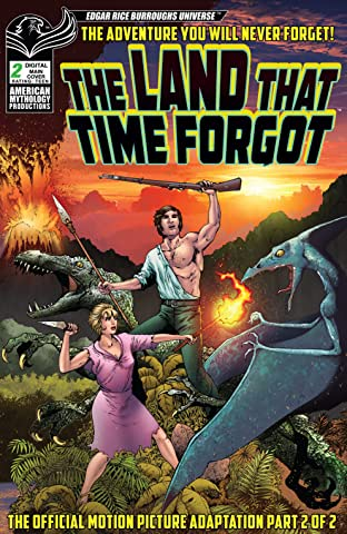 Land That Time Forgot 1975 #2