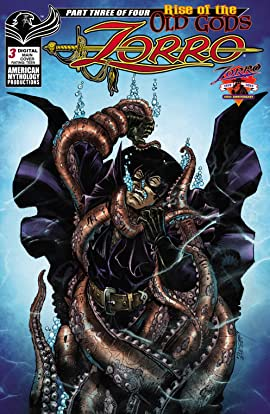 Zorro : Rise of the Old Gods #3