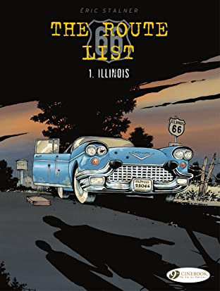 The Route 66 List Vol. 1: Illinois