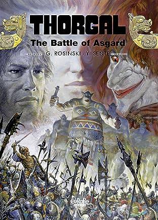 Thorgal Vol. 24: The Battle of Asgard