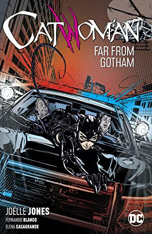 Catwoman (2018-) Tome 2: Far From Gotham