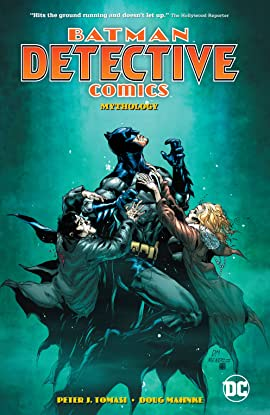 Batman: Detective Comics (2016-) Vol. 1: Mythology