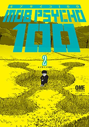 Mob Psycho 100 Tome 2