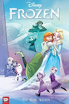 Disney Frozen: The Hero Within