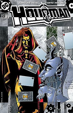 Hourman (1999-2001) No.22
