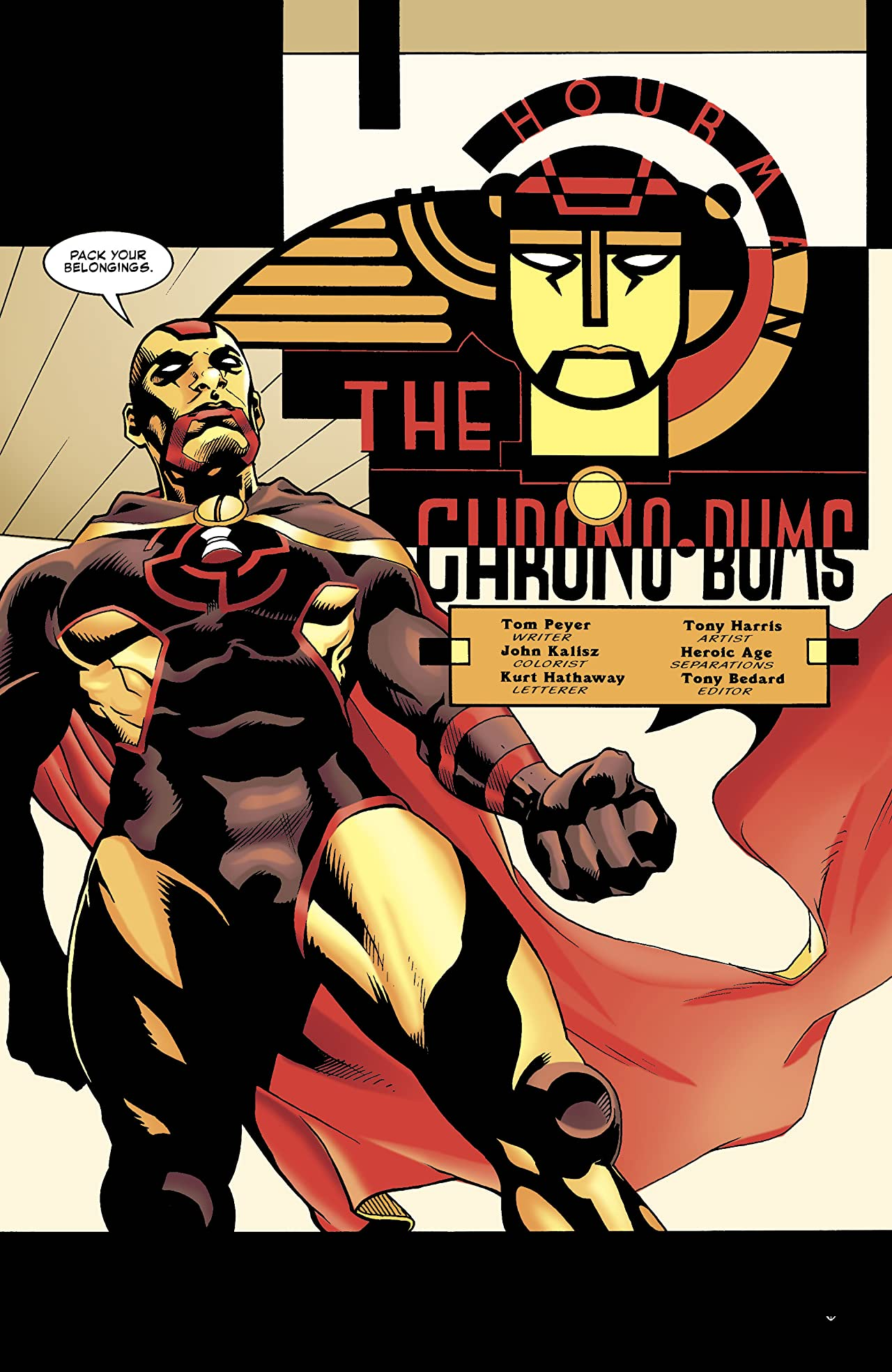 Hourman (1999-2001) No.22