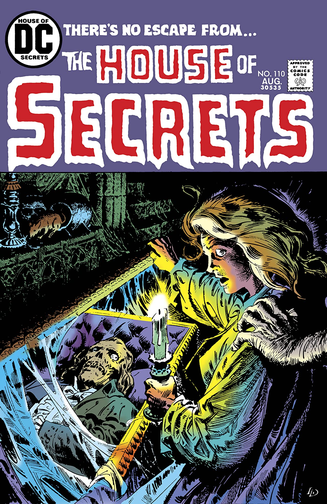 House of Secrets (1956-1978) No.110