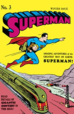 Superman (1939-2011) No.3