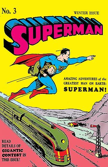 Superman (1939-2011) #3