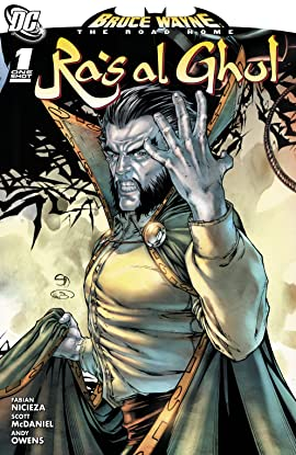 Bruce Wayne: The Road Home: Ra's al Ghul (2010) #1