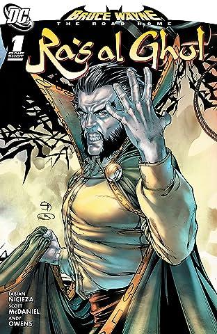 Bruce Wayne: The Road Home: Ra's al Ghul (2010) No.1