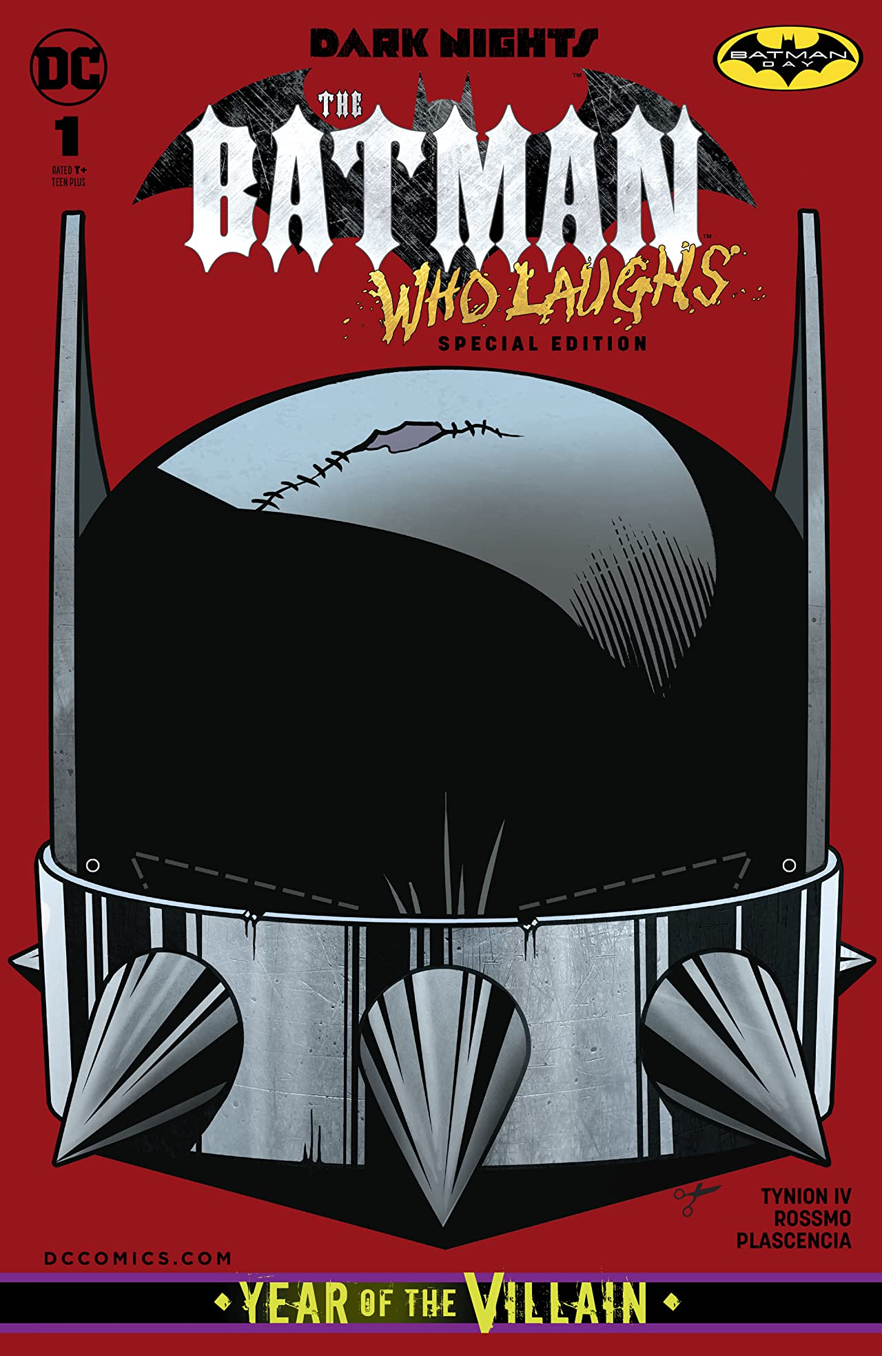 Dark Nights: The Batman Who Laughs #1: Special Edition