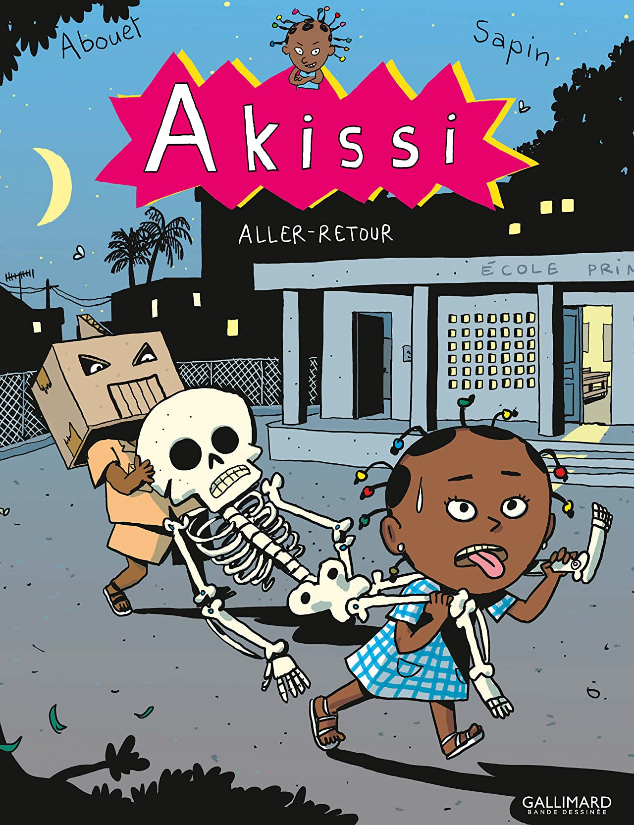 Akissi Vol. 9: Aller-retour