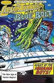 Captain Thunder and Blue Bolt #4