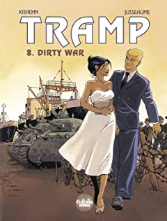 Tramp Vol. 8: Dirty War