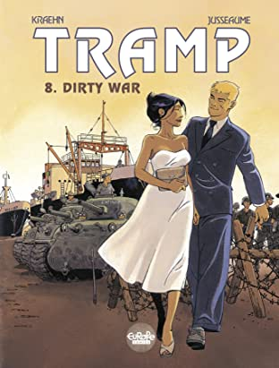 Tramp Vol. 8: Dirty War