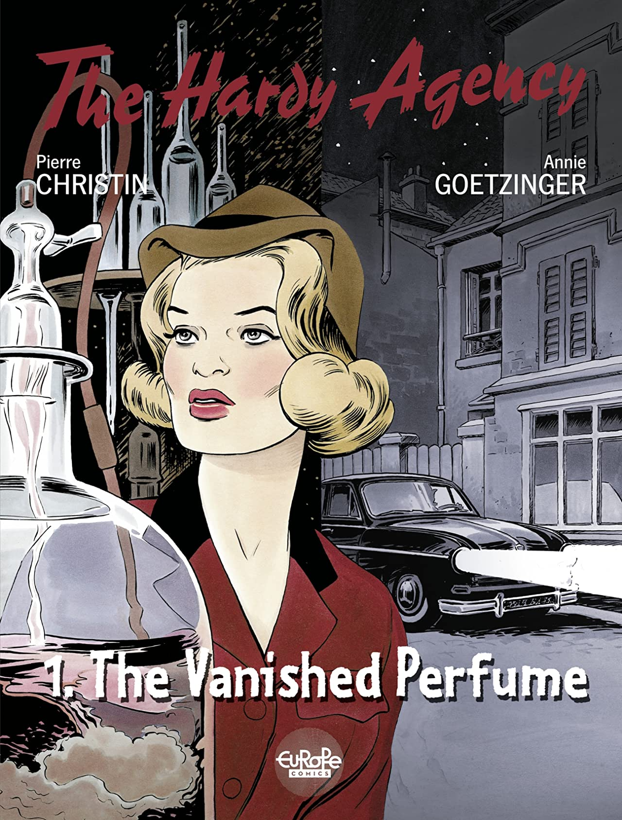Hardy Agency Vol. 1: The Vanished Perfume
