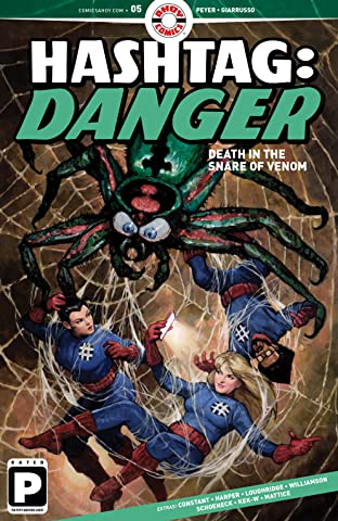 Hashtag Danger No.5