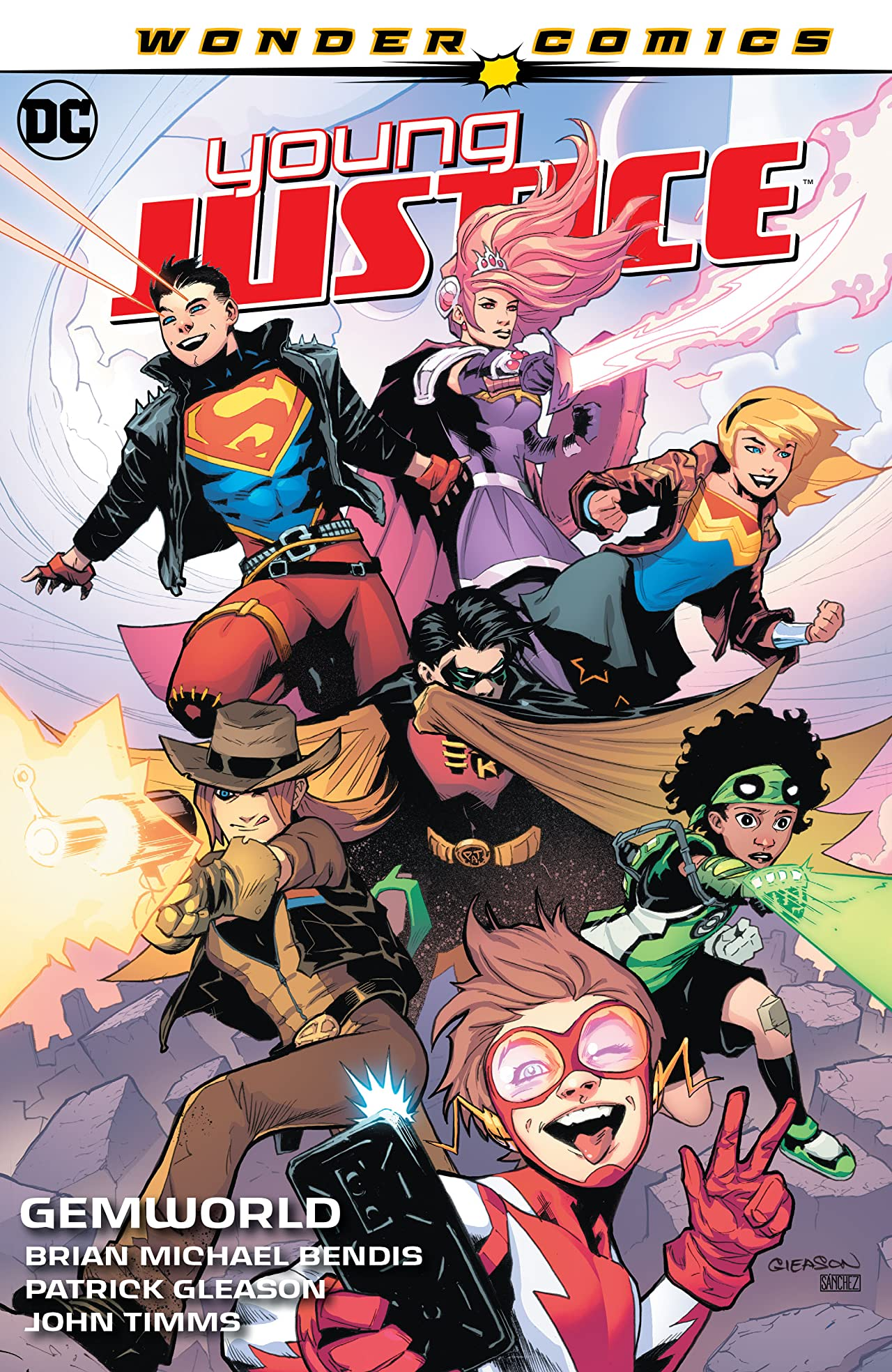 Young Justice (2019-) Vol. 1: Gemworld