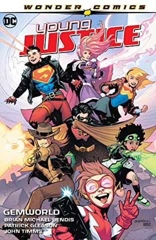 Young Justice (2019-) Tome 1: Gemworld