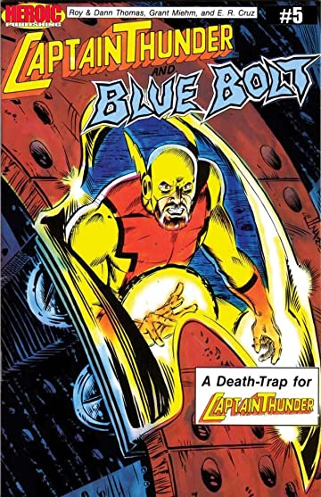 Captain Thunder and Blue Bolt #5