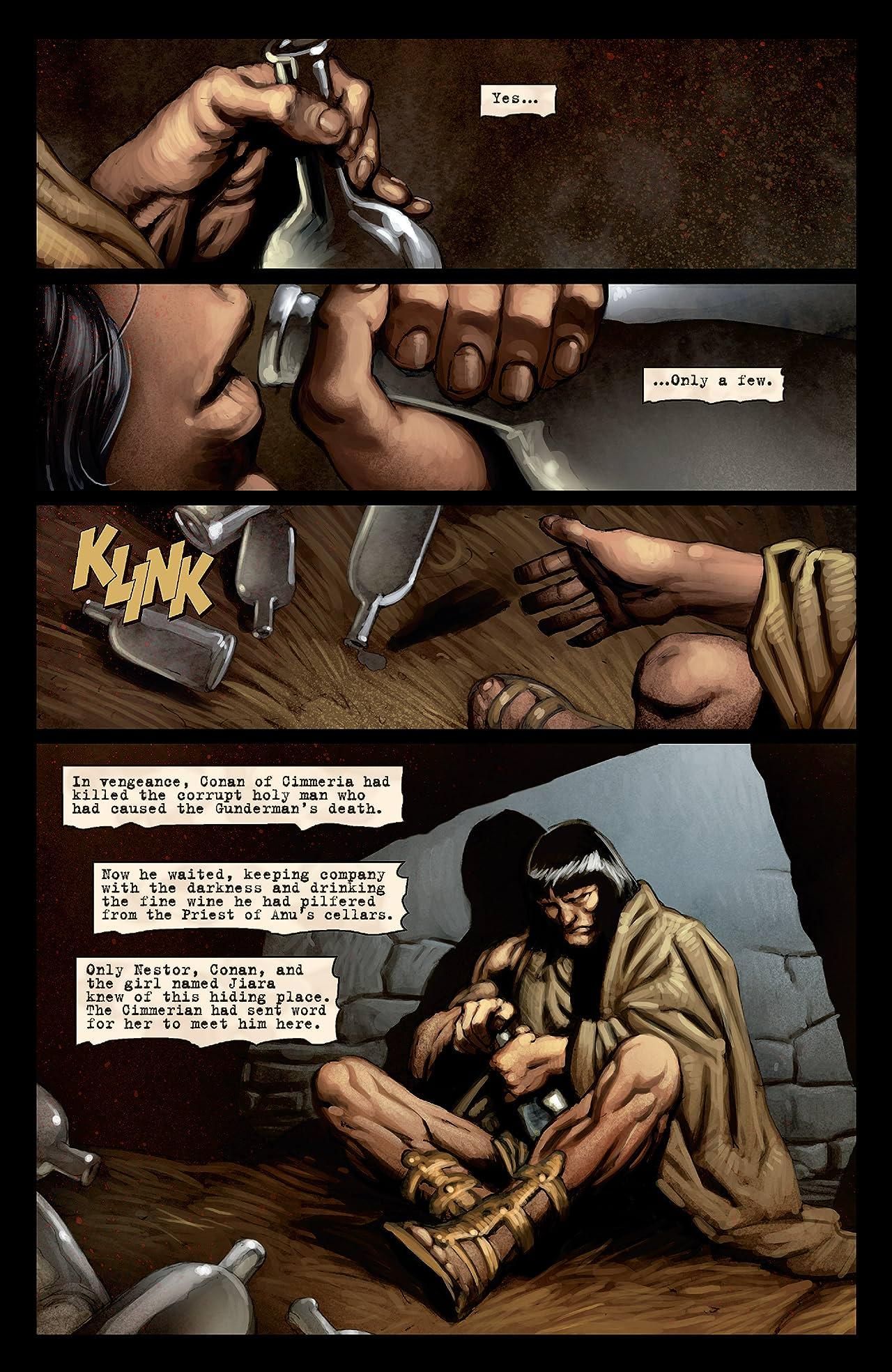 Conan (2004-2008) #41