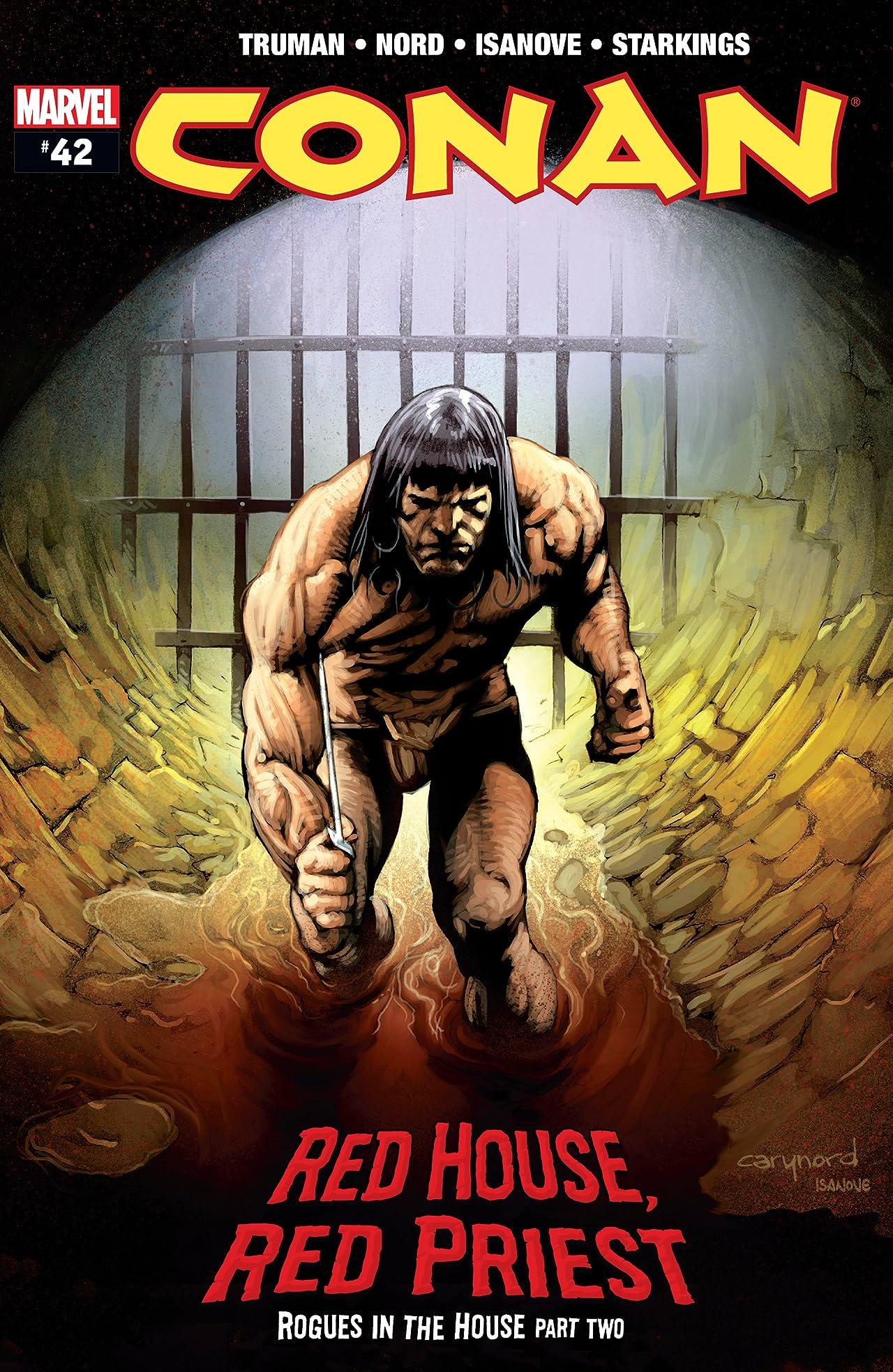 Conan (2004-2008) #42