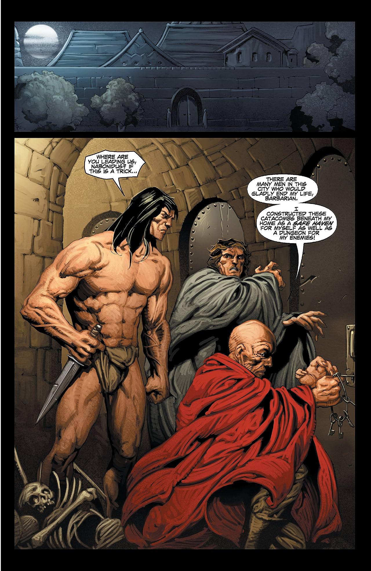 Conan (2004-2008) #43