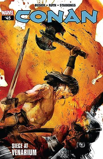 Conan (2004-2008) #45