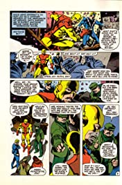 Captain Thunder and Blue Bolt #6