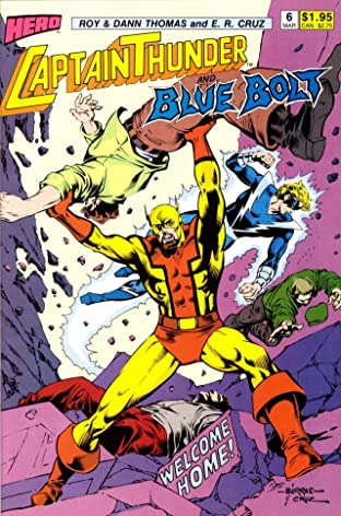 Captain Thunder and Blue Bolt #6