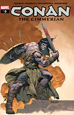 Conan The Cimmerian (2008-2010) #0