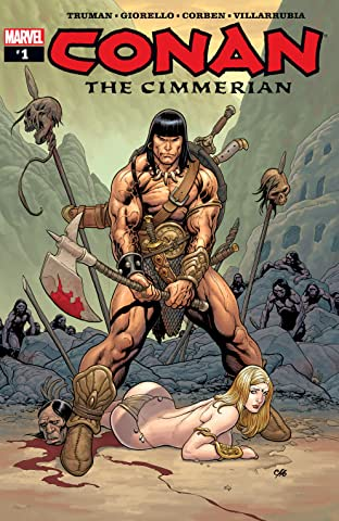 Conan The Cimmerian (2008-2010) #1