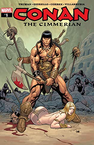 Conan The Cimmerian (2008-2010) #1