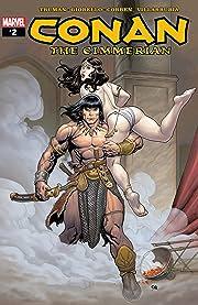 Conan The Cimmerian (2008-2010) #2