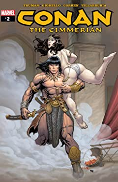 Conan The Cimmerian (2008-2010) #2
