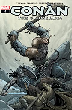 Conan The Cimmerian (2008-2010) #4
