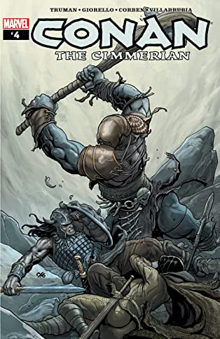 Conan The Cimmerian (2008-2010) #4