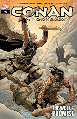 Conan The Cimmerian (2008-2010) #5