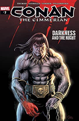Conan The Cimmerian (2008-2010) #7
