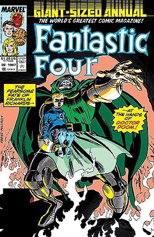 Fantastic Four (1961-1998) Annual #20